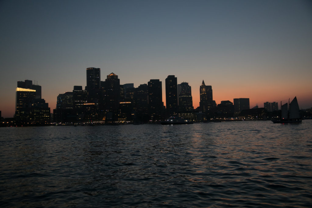 New England Investment & Retirement Group Inc Client Cruise Boston Harbor