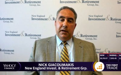 Yahoo! Finance Features President & Founder Nick Giacoumakis
