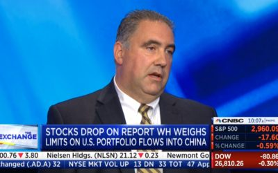 "President Nick Giacoumakis Joins CNBC's ""The Exchange"""