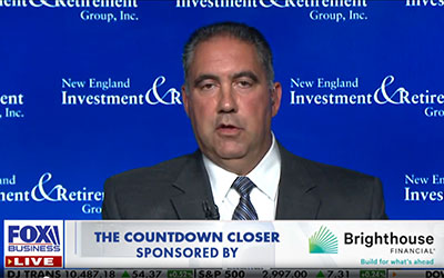 "President Nick Giacoumakis Joins Fox Business Network's ""The Claman Countdown"""