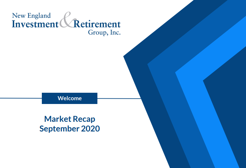 New England Investment & Retirement Group September 2020 Market Recap